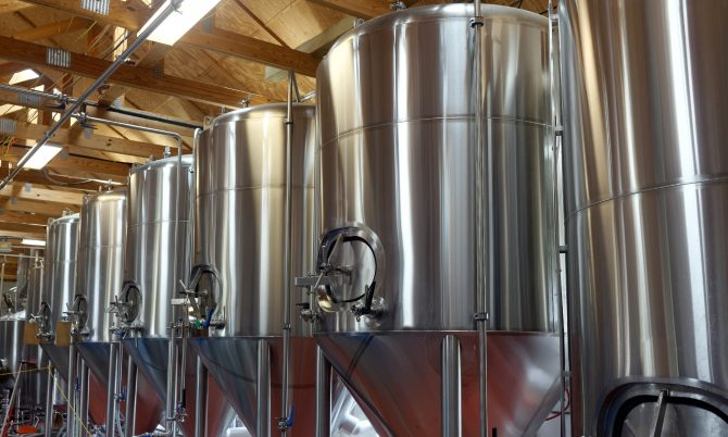Beer Brewing Production